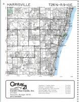Map Image 010, Alcona County 1995